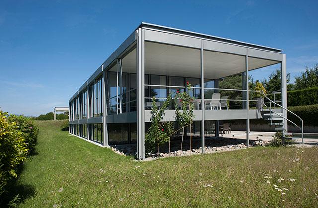 2bm architekten sanierung wohnhaus mini for Mini wohnhaus